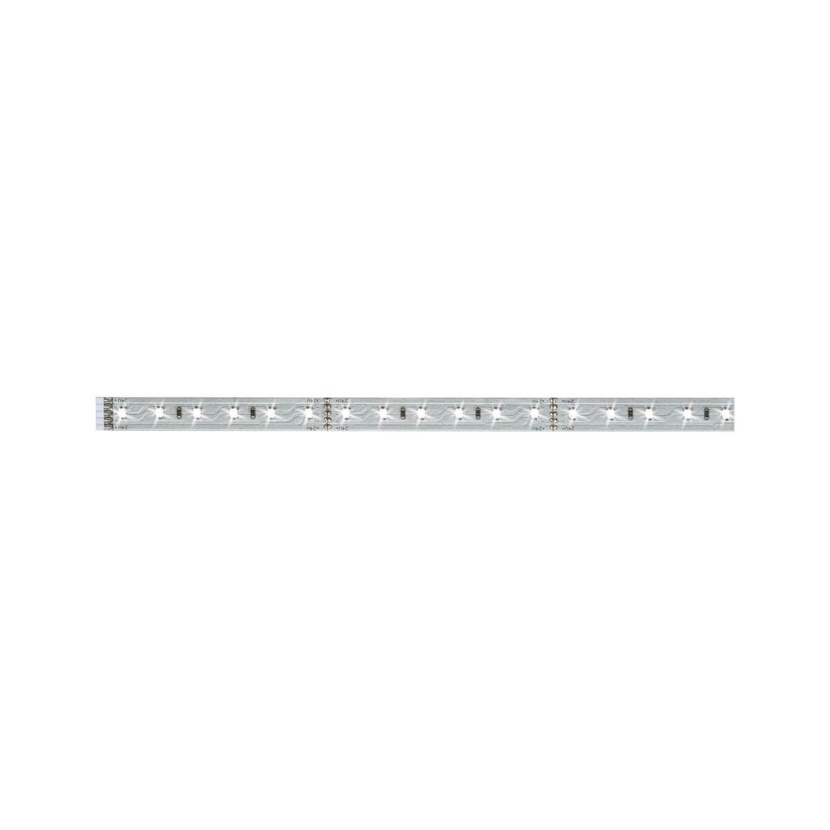 Paulmann MaxLED 500 Strip, 1 m, Tageslichtweiß, unbeschichtet