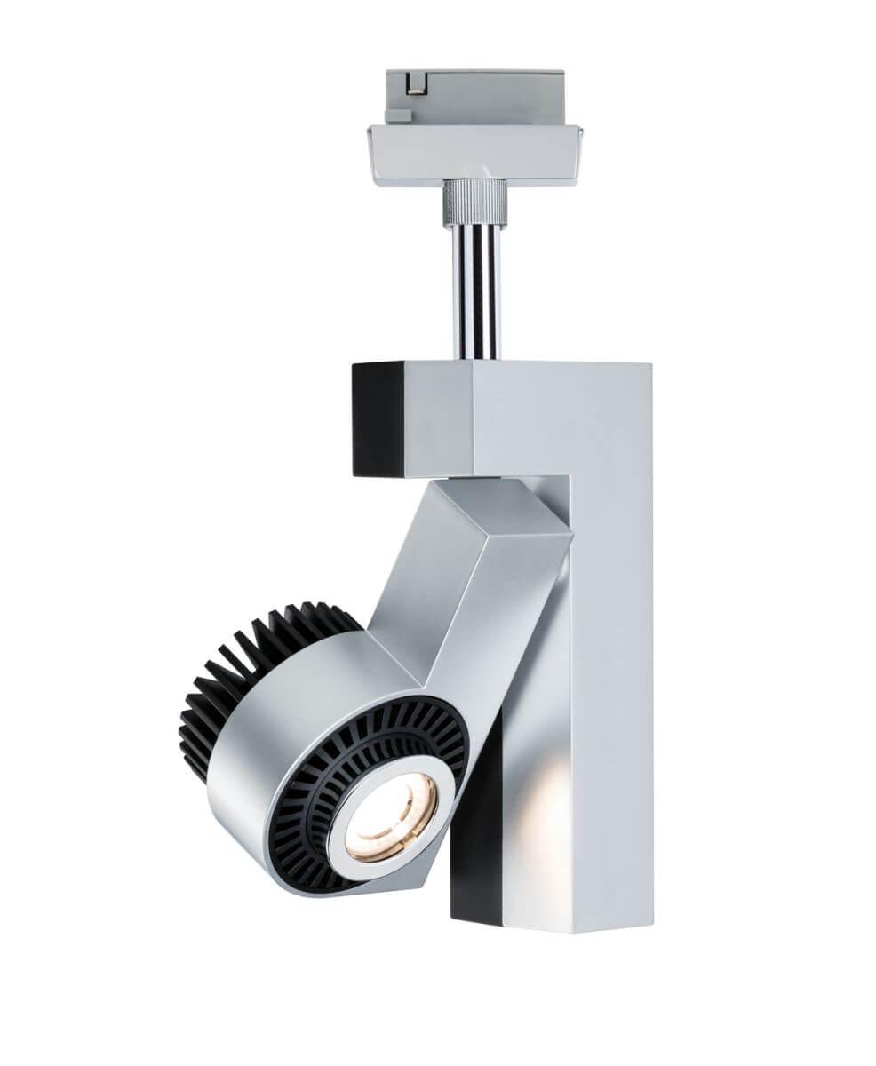 Paulmann VariLine LED Spot Link 10W Chrom matt, Schwarz, für VariLine 2-Phasen System