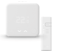 tado Starter Kit v3: Smart Thermostat inkl. Internet Bridge (optimal für Fußbodenheizungen)