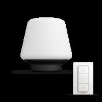 Philips Hue WellnessLED Tischleuchte 9,5 W | Lampe mit App-Steuerung