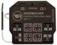 Rademacher Rohrmotor-Aktor Unterputz DuoFern-Funk