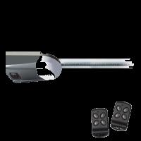 Schellenberg Smart Drive 10 Premium Garagentorantrieb inklusive 2 Handsendern max 10,0 m² Torfläche