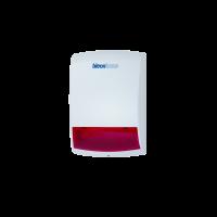 Außensirene mit Blinklicht Magenta SmartHome ZigBee® | Sirene für den Außenbereich