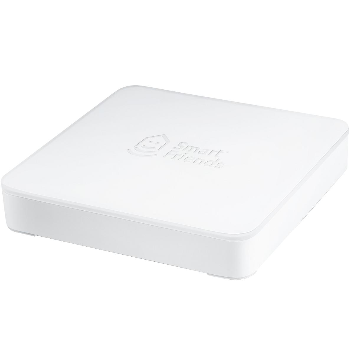 Smart Friends Box | SmartHome Gateway für Steinel, Schellenberg, Paulmann und ABUS