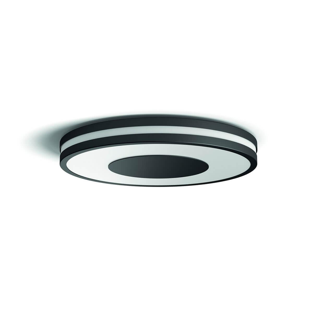 Philips Hue White Ambiance Being | Deckenlampe mit integrierter LED | Steuerung per App