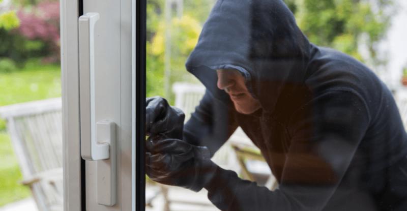 Fenster-Einbruchsicherung