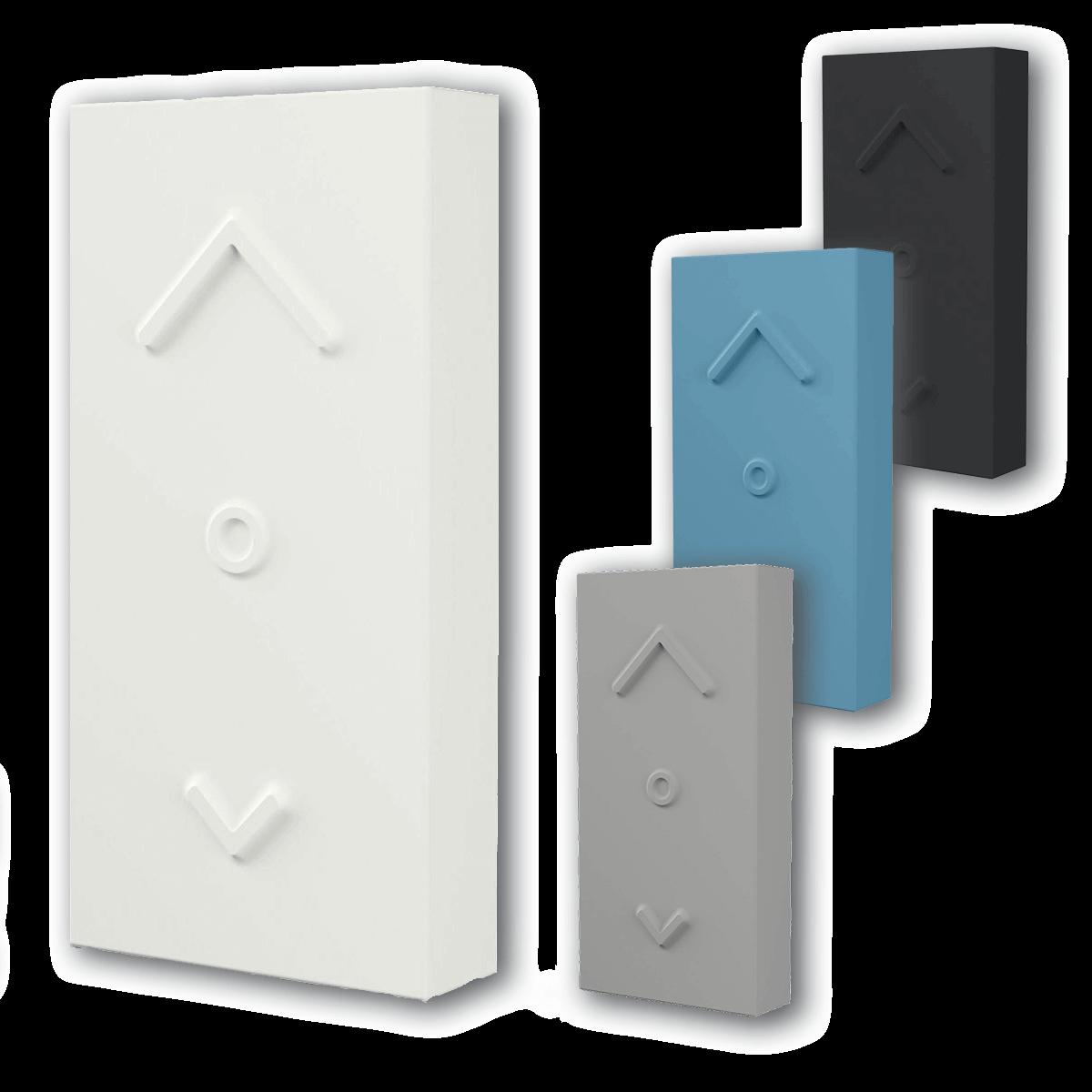 Osram Smart+ Switch Mini in Weiß, Blau, Grau, Schwarz | Fernbedienung & Funk-Lichtschalter | ZigBee