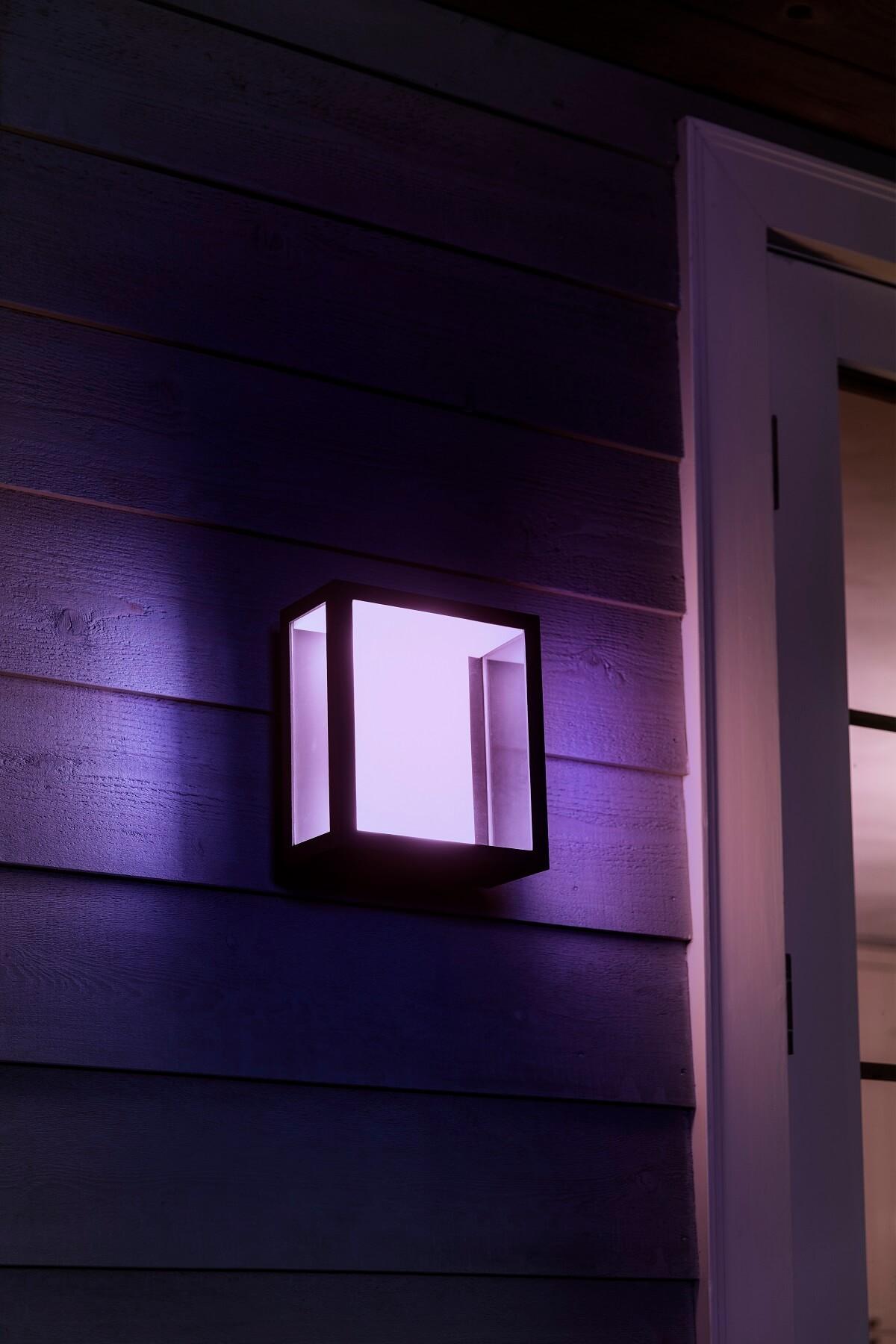 Philips Hue Impress Außenbeleuchtung