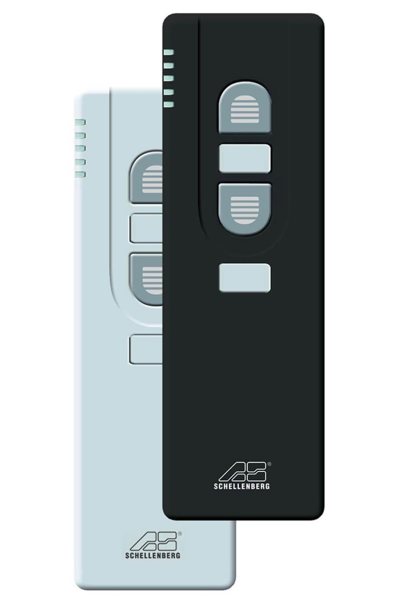 Schellenberg 5-Kanal Funk Handsender für die Rollladensteuerung und Markisensteuerung