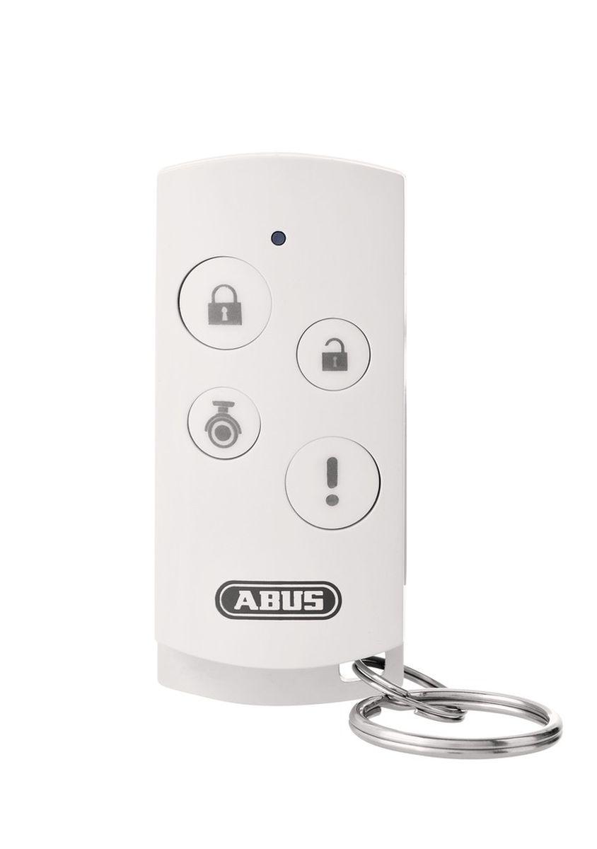ABUS Funk-Fernbedienung zur Steuerung der Smartvest Komponenten per Knopfdruck | Aktivierung Alarmanlage