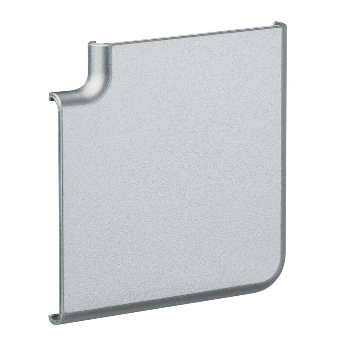 PaulmannDuo Profil 90° Corner, 2er Pack, Grau, Kunststoff