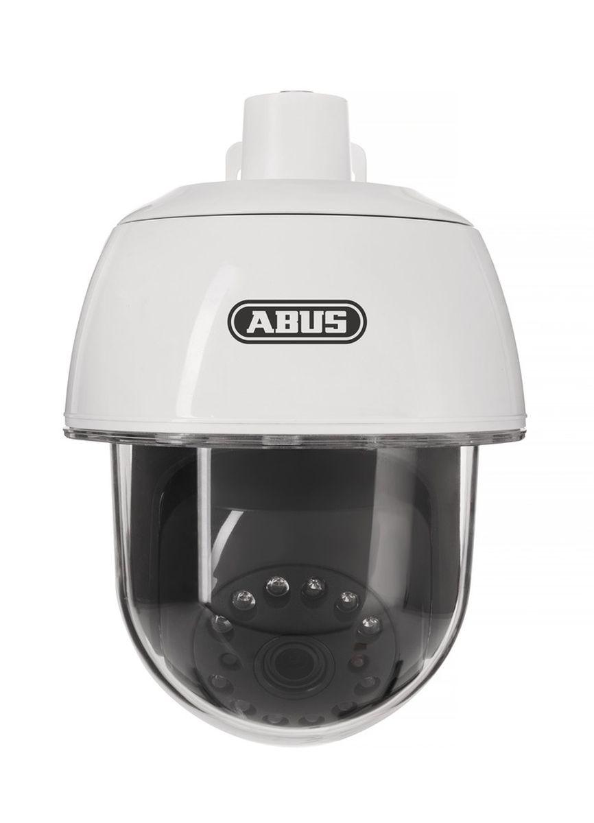 ABUS Dome-Außenkamera PPIC32520 mit Schwenk und Neigefunktion | Full HD 1080p mit Infrarot und Nachtsicht