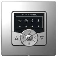 Rademacher Troll Basis Steuerung, aluminium, mit Tastfunktion und DuoFern-Funk
