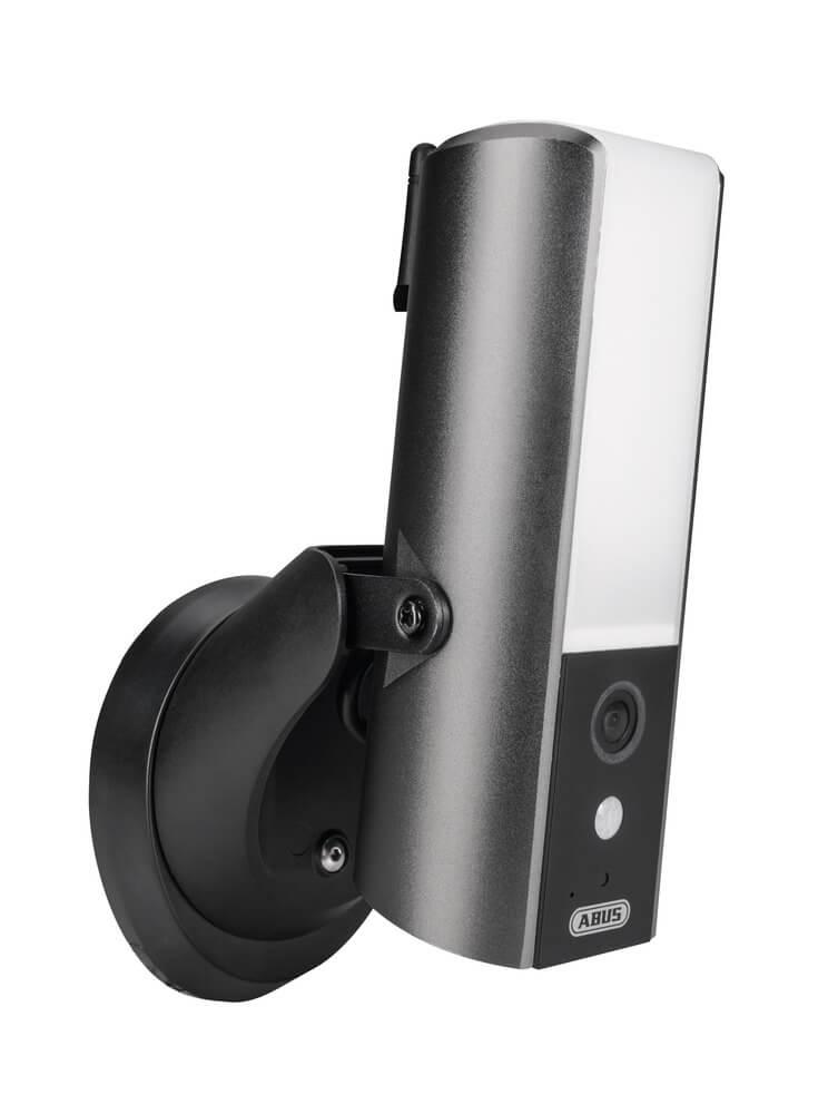 ABUS Smartvest Lichtkamera PPIC36520 | Überwachungskamera für den Außenbereich Gegensprechfunktion