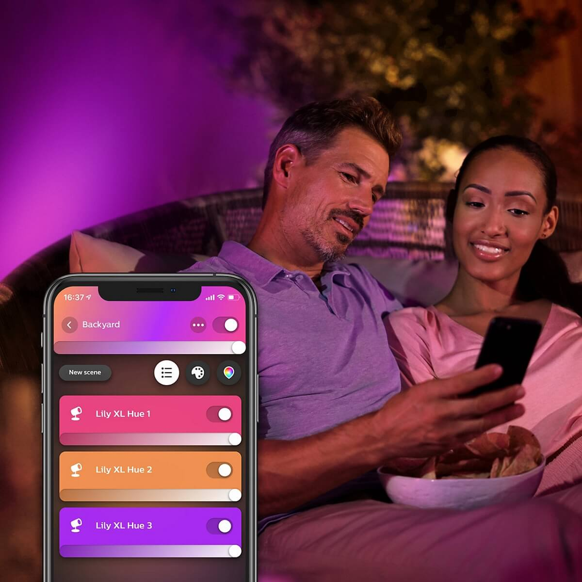 Philips Hue Lily XL