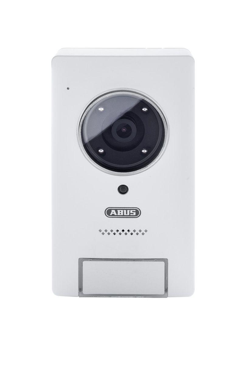 ABUS Türsprechanlage PPIC35520 | Videoanlage Außenbereich Nachtsichtfunktion, Mikrofon und Lautsprecher