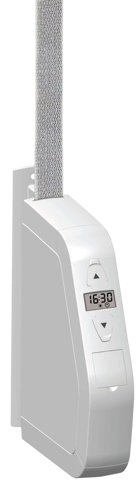 Superrollo Rolladen-Schwenkwickler GW240 für 23 mm Gurt-Breite | Gurtwickler für 5 m² Rolladen