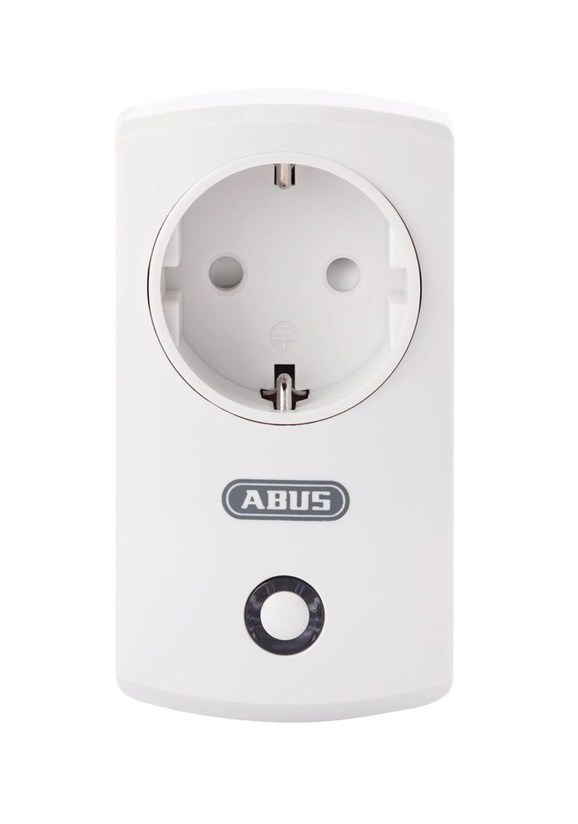 ABUS Smartvest Funk-Steckdose Zwischenstecker Smart Home mit Repeaterfunktion zur Steuerung von Geräten
