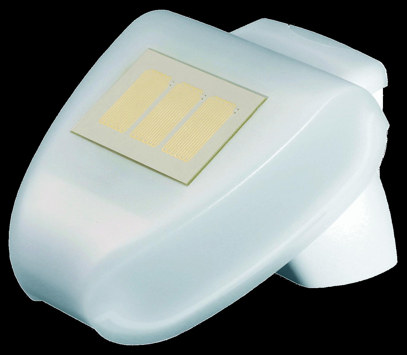 Rademacher Umweltsensor mit Duofern-Funk, ermittelt Werte für Temperatur, Wind, Sonne und Regen