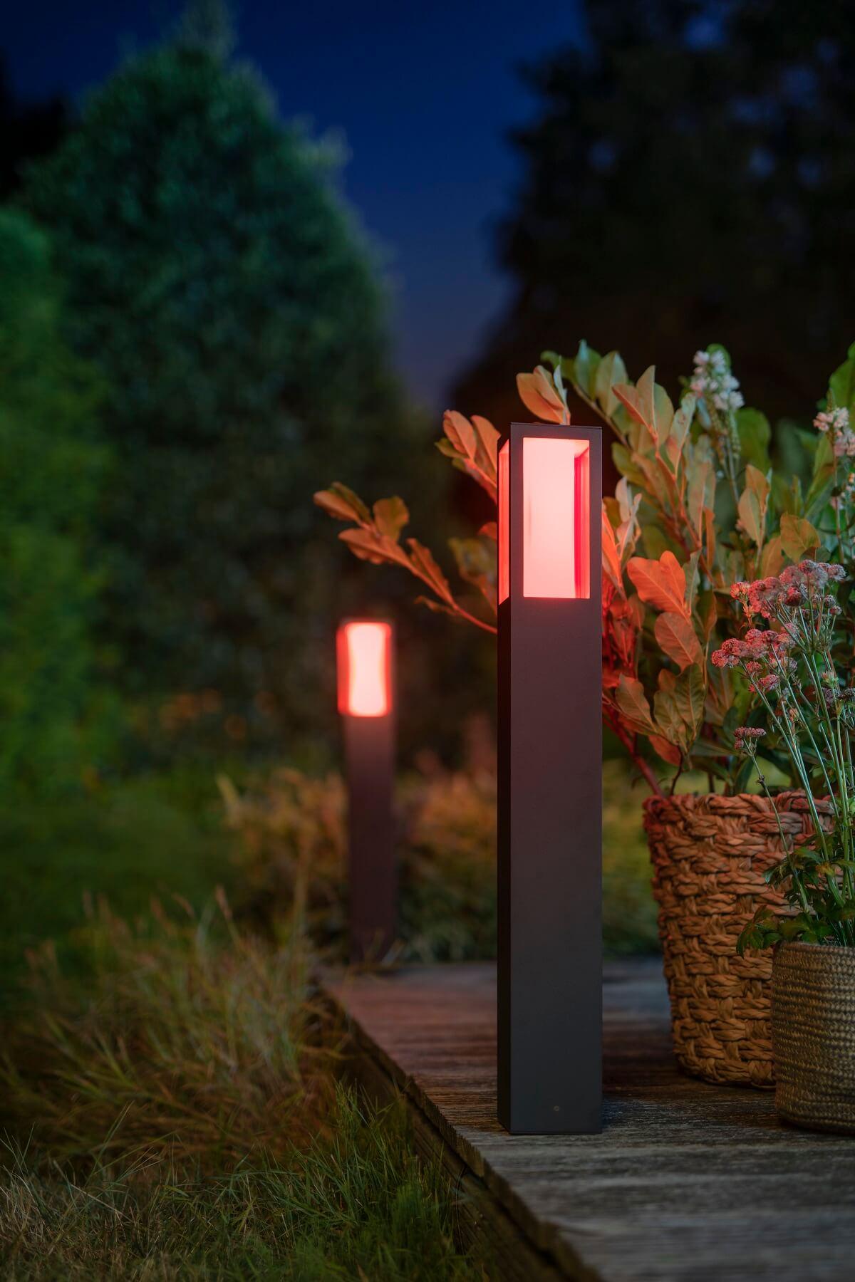 Philips Hue Impress Gartenbeleuchtung
