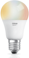 Osram SMART+ Classic E27 Leuchtmittel | Multicolor RGBW 230V Apple HomeKit kompatibel | Bluetooth