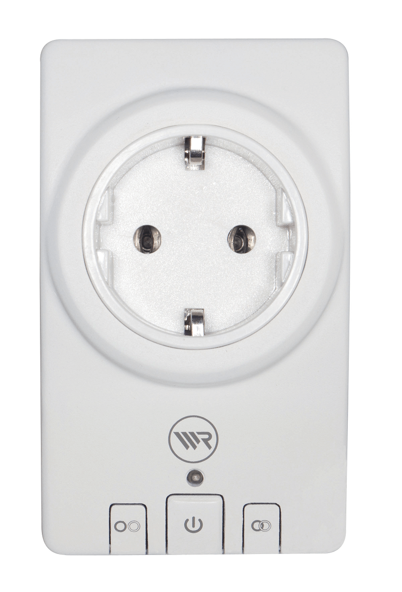 Rademacher Zwischenstecker Schalten 230V Schalter für Verbraucher bis 1300W