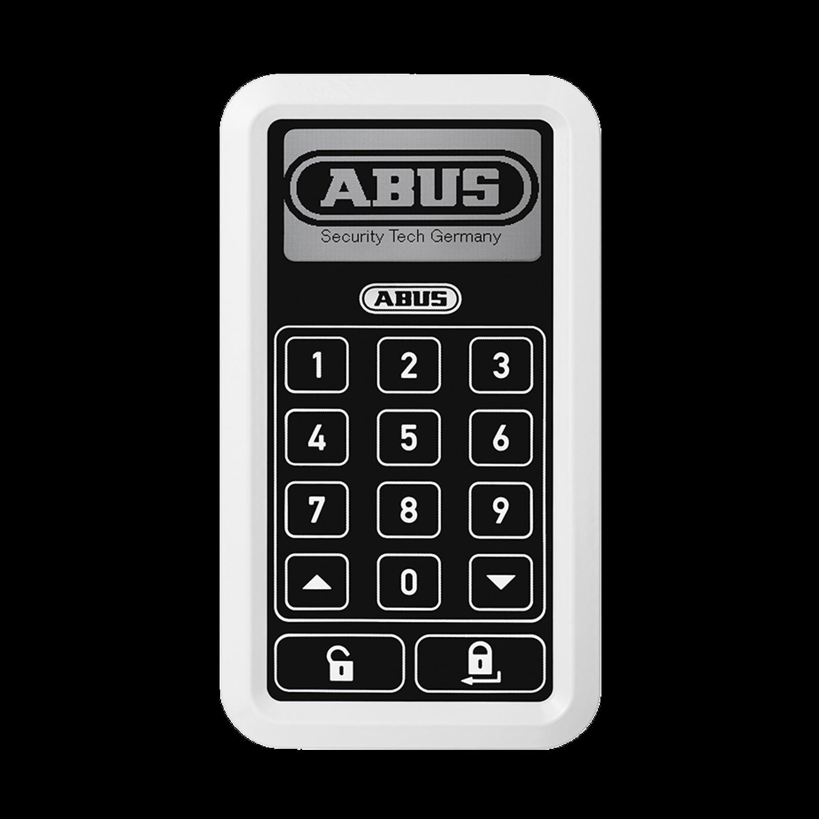ABUS HomeTec Pro Funk-Tastatur in weiß