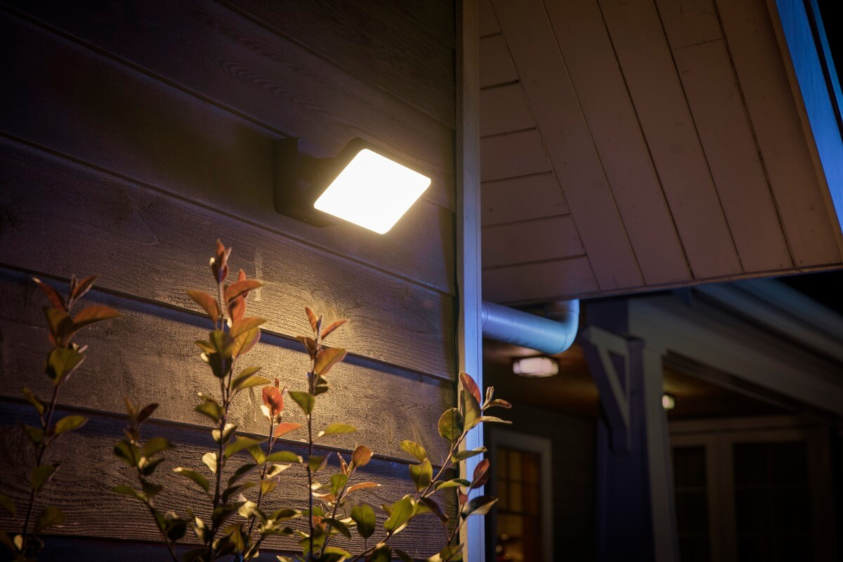 Philips Hue Welcome Außenbeleuchtung