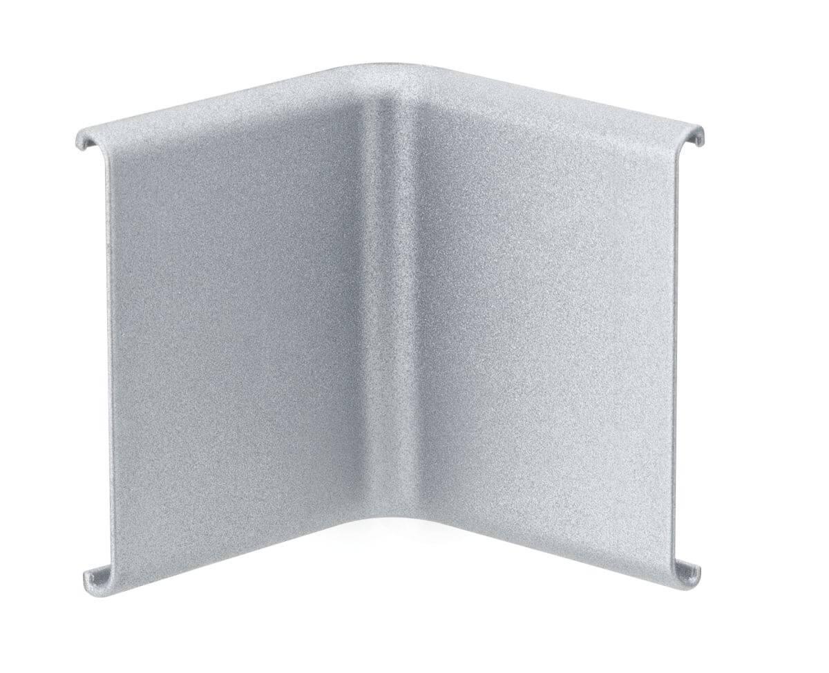 PaulmannDuo Profil Inside Corner, 2er Pack, Alu matt, Kunststoff