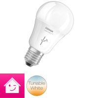 OSRAM LIGHTIFY CLASSIC A LED-Glühlampe Tunable White / dimmbar / warmweiß  2700K - 6500K
