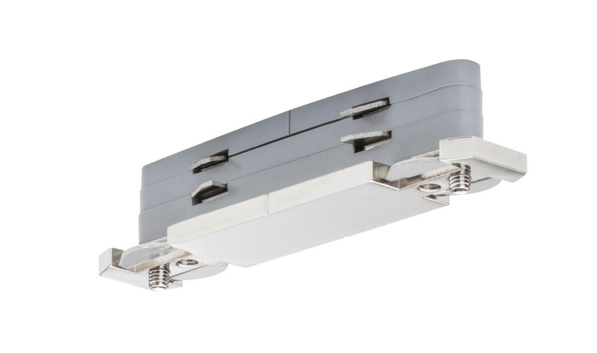 Paulmann VariLine Linien-Verbinder Direct Connector für VariLine 2-Phasen-Schienensystem