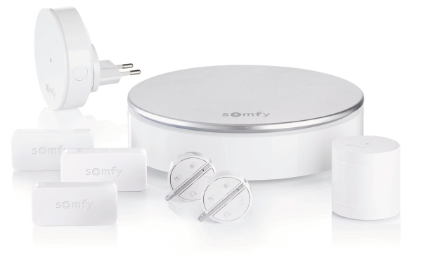 Somfy Somfy Home Alarm Plug & Play Alarmanlage Sicherheitspaket - Erweiterbares Sicherheitssystem