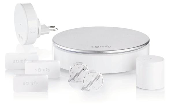 Somfy Home Alarm Plug & Play Alarmanlage Sicherheitspaket