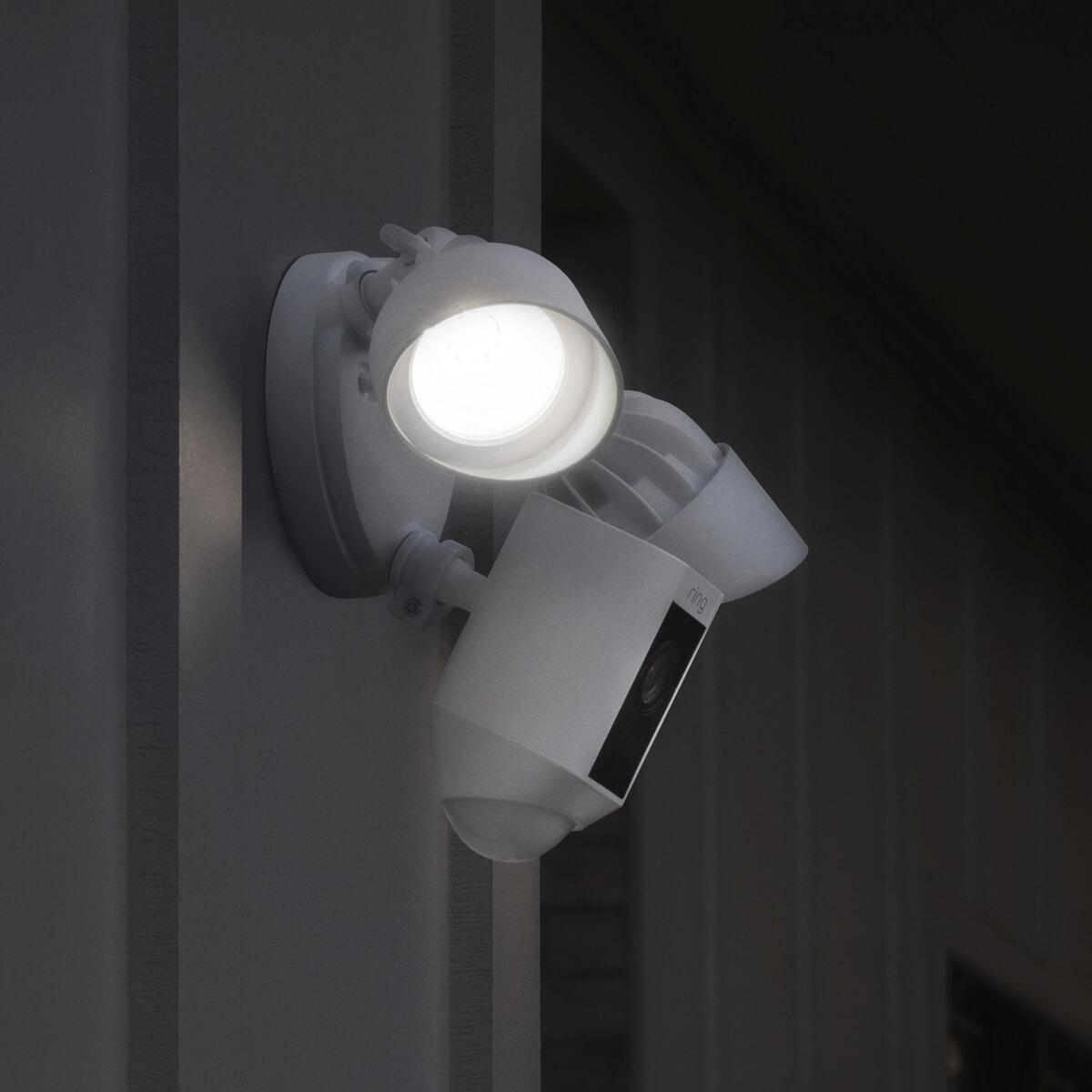 Floodlight Kamera von Ring