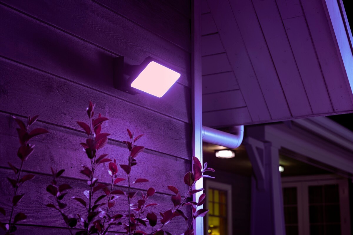 Philips Hue Discover Außenbeleuchtung