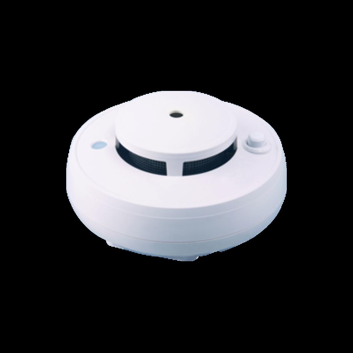 Magenta SmartHome Warnmelder mit Feuer- & Einbruchsmeldung (Bitron Video Rauchmelder V2)