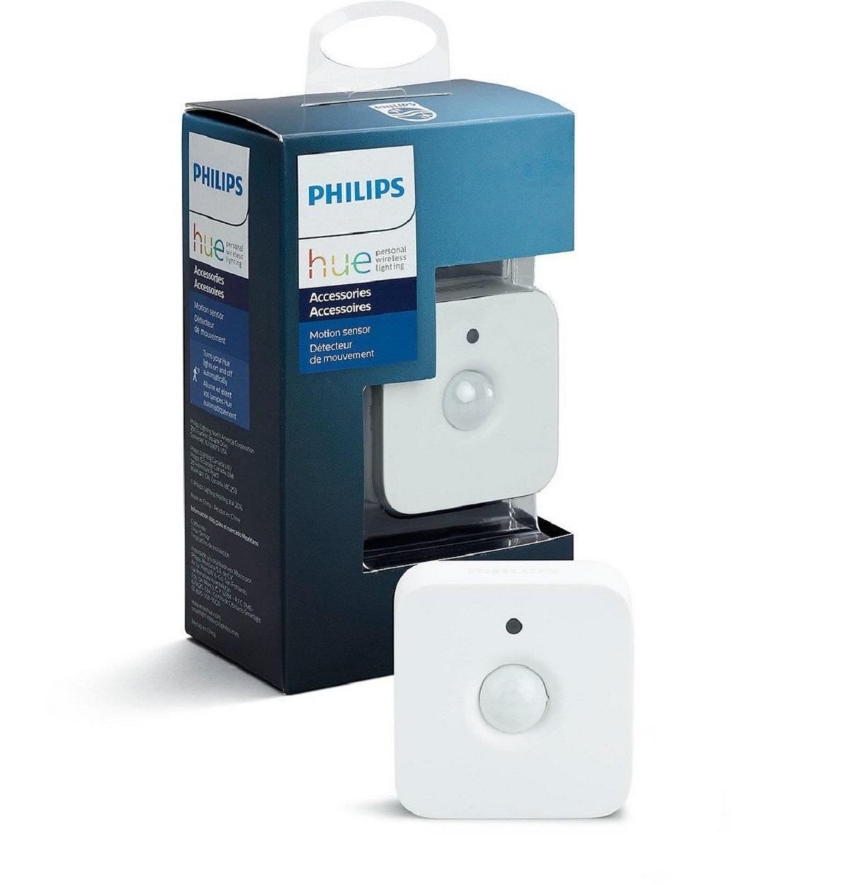 Philips Hue Bewegungsmelder   Bewegungssensor zur Lampensteuerung   Tageslichtsensor