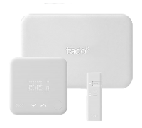 tado Starter Kit v3 + Extension Kit: Smart Thermostat inkl Internet Bridge & Extension