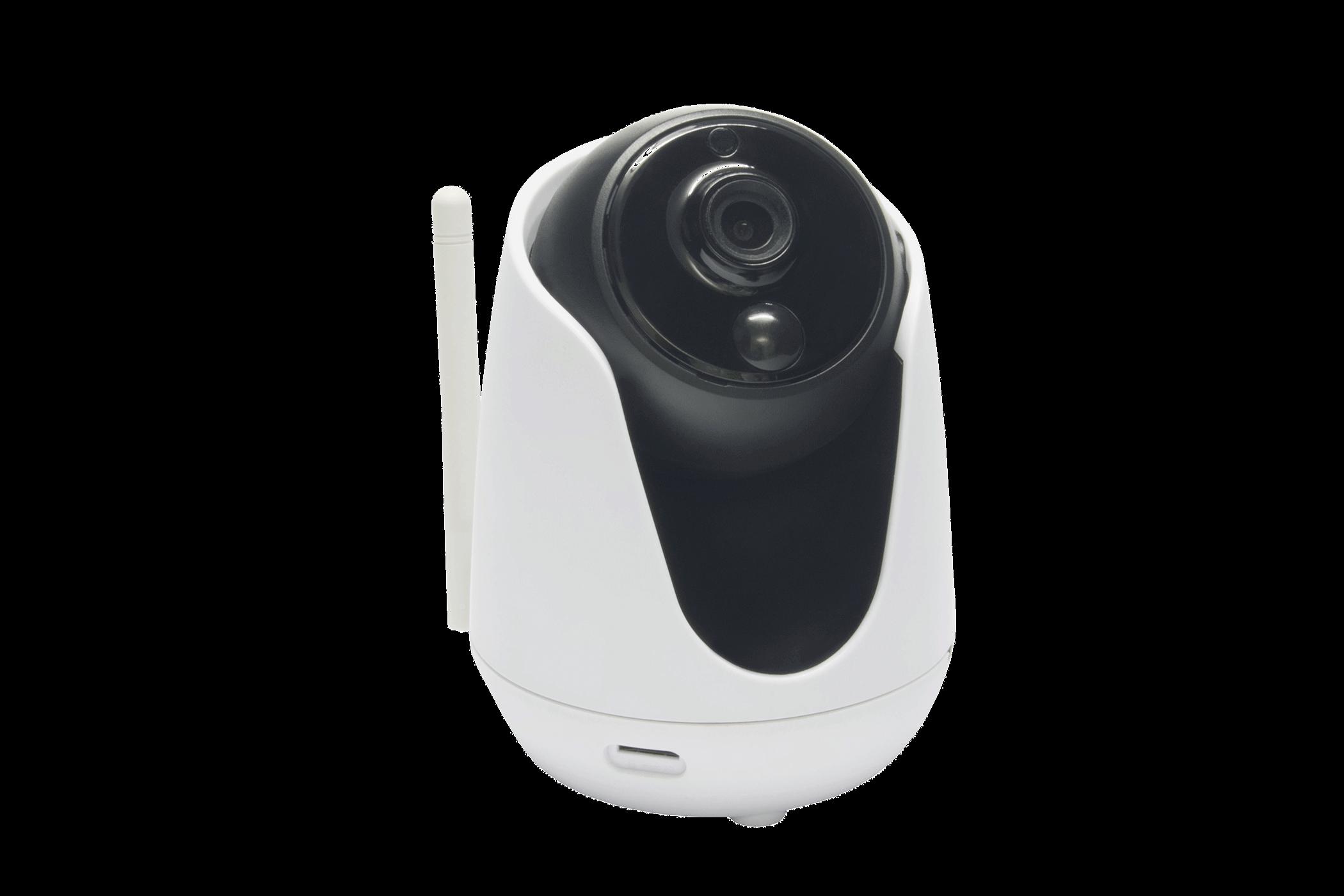 Rademacher HD Überwachungskamera (Innen) für HomePilot System, 355° Rundumsicht