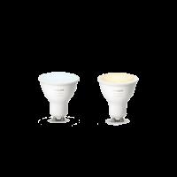 Philips HUE White Ambiance GU10 Reflektor 2 x 5,5W