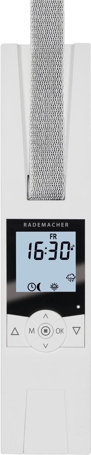 Rademacher Funk-Gurtwickler RolloTron Comfort Plus 1805, Unterputz, Maxi-Gurte (23 mm) DuoFern