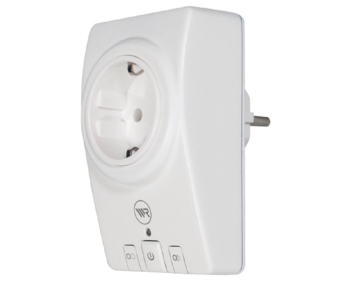 RADEMACHER DuoFern Zwischenstecker 9472 - Funkfähiger Zwischenstecker für elektrische Verbraucher