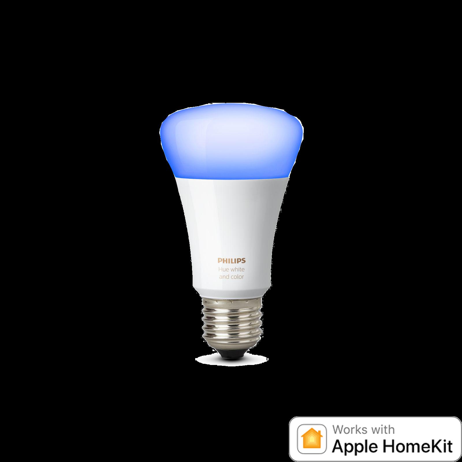 LED E27 Weiß & Farbig Philips Hue Erweiterung