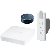 SmartFriends Starterset Antriebstechnik + Echo Dot