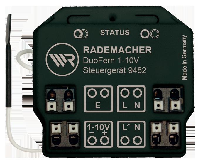 Rademacher Dimmaktor Unterputz 1-10V | bis 1500W | DuoFern-Funk