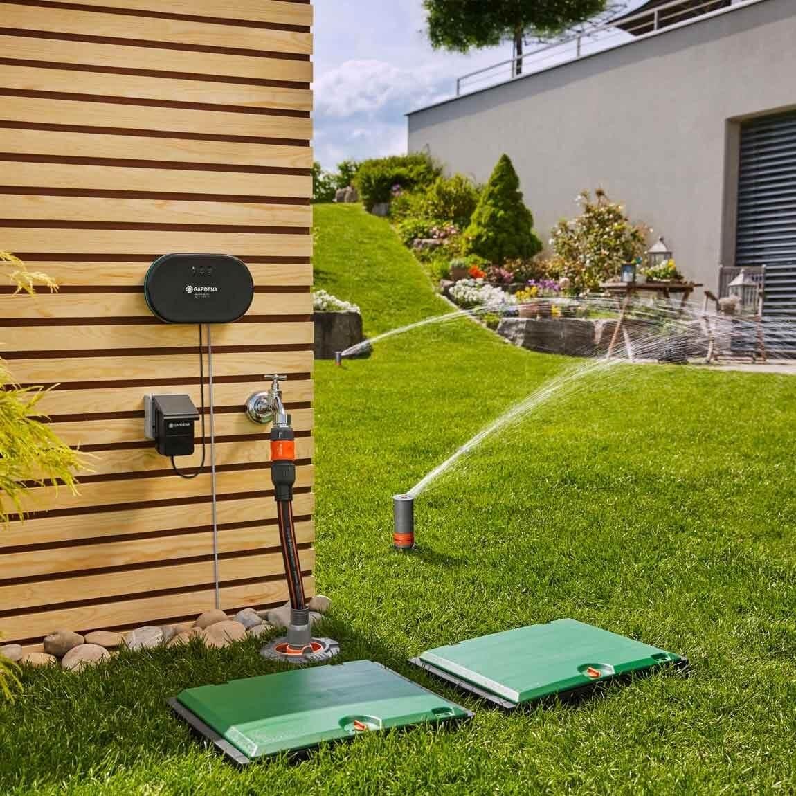 GARDENA Smart Irrigation Control