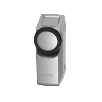 ABUS HomeTec Pro Funk-Türschloss-Antrieb in silber