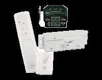 Rademacher Markisen-Windschutz Set 1 zum Nachrüsten,besteht aus: Funkmodul, Handsender und Markisenw