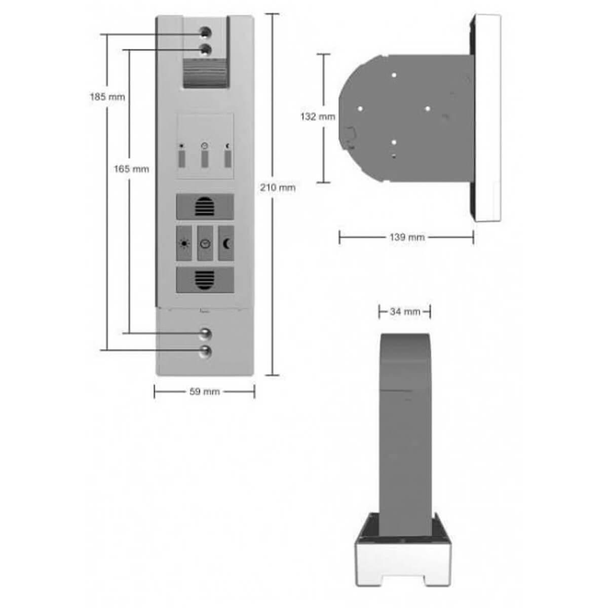 schellenberg rollodrive 65 premium elektrischer gurtwickler mit funk ebay. Black Bedroom Furniture Sets. Home Design Ideas